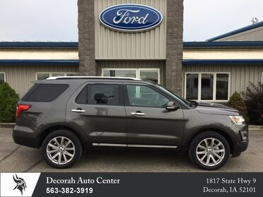 2017 Ford Explorer Limited Decorah IA