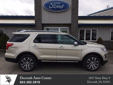 2017 Ford Explorer Platinum Decorah IA