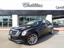 2017 Cadillac ATS Sedan 4DR SDN LUXURY Wichita Falls TX