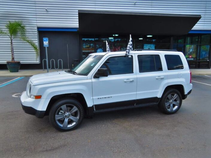 2015 Jeep Patriot High Altitude Edition Jacksonville FL