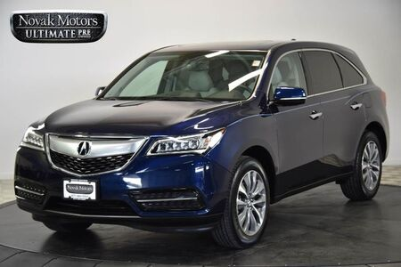 Acura MDX Tech Package 2014
