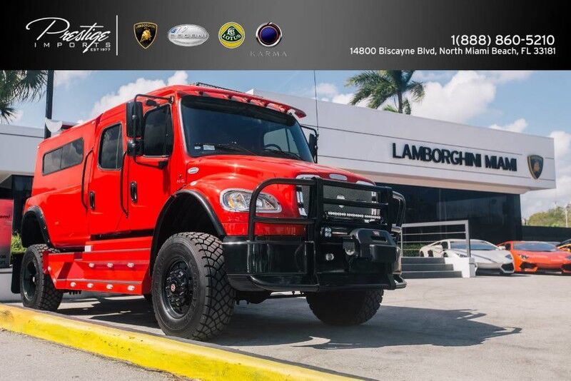 2016 Freightliner Sport Chasis P4XL  North Miami Beach FL
