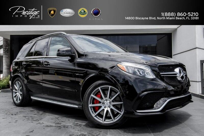 used mercedes benz gle north miami fl