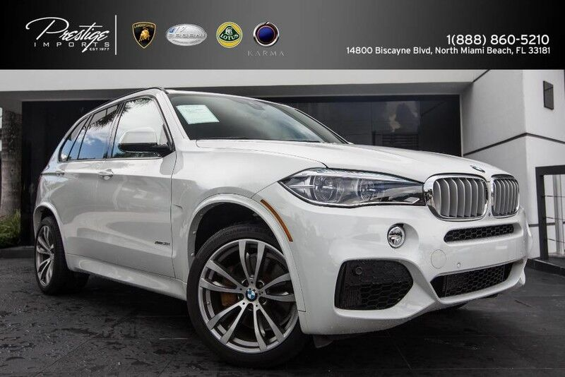 2015 BMW X5 xDrive50i North Miami Beach FL