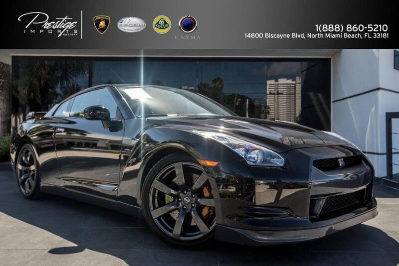 2010 Nissan GT-R Premium North Miami Beach FL