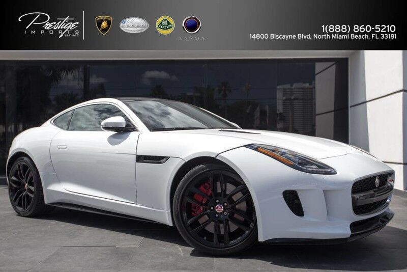 2015 Jaguar F-TYPE V8 R North Miami Beach FL