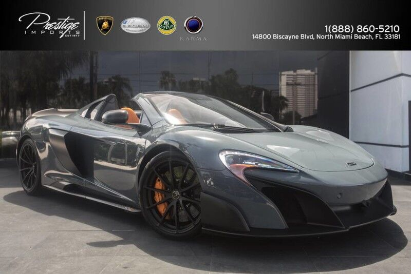 2016 McLaren 675LT  North Miami Beach FL