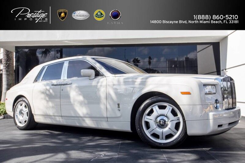 2005 Rolls-Royce Phantom  North Miami Beach FL