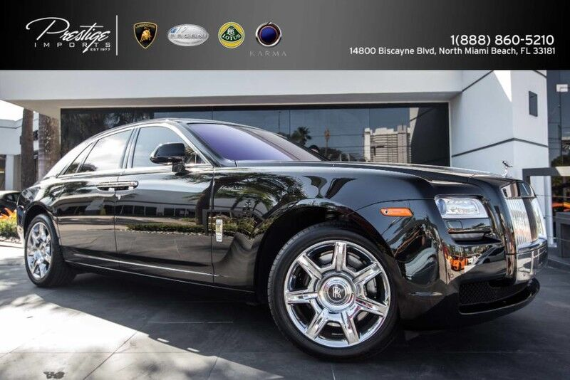 2013 Rolls-Royce Ghost  North Miami Beach FL
