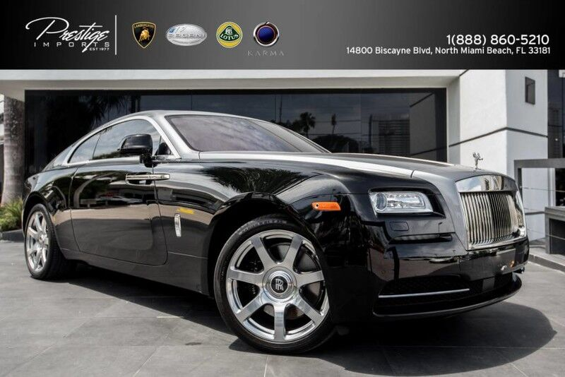 2014 Rolls-Royce Wraith  North Miami Beach FL