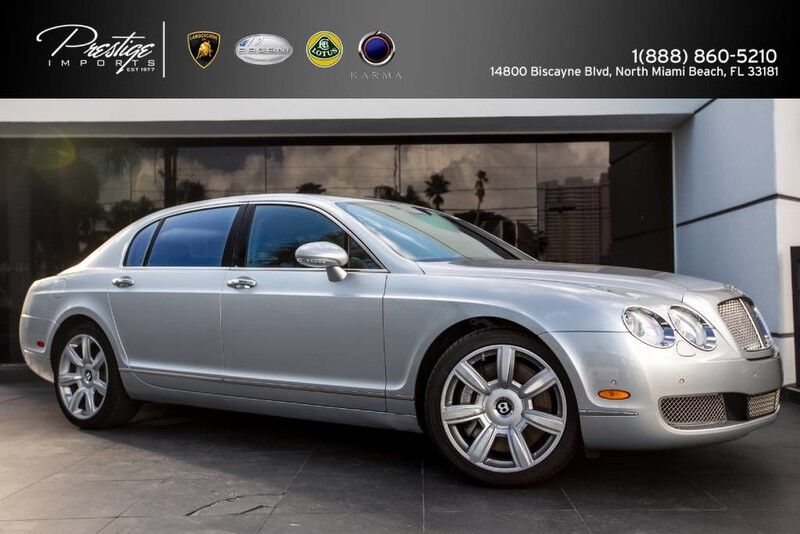 2006 Bentley Continental Flying Spur  North Miami Beach FL