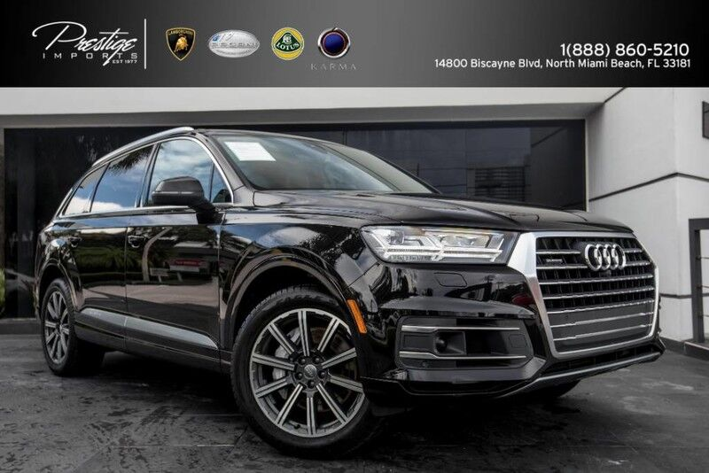 2017 Audi Q7 Premium Plus North Miami Beach FL
