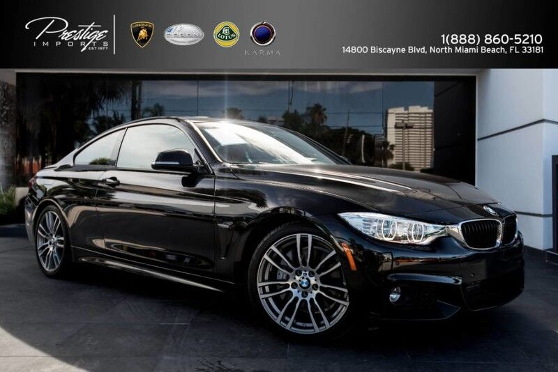 2016 BMW 4 Series 428i North Miami Beach FL