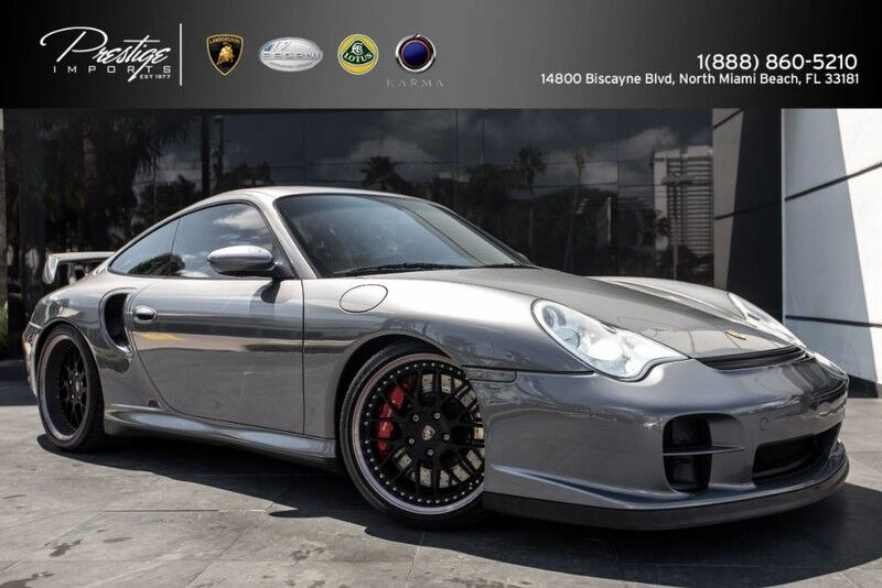 2001 Porsche 911 Carrera Turbo  North Miami Beach FL