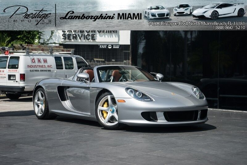 2005 Porsche Carrera GT  North Miami Beach FL