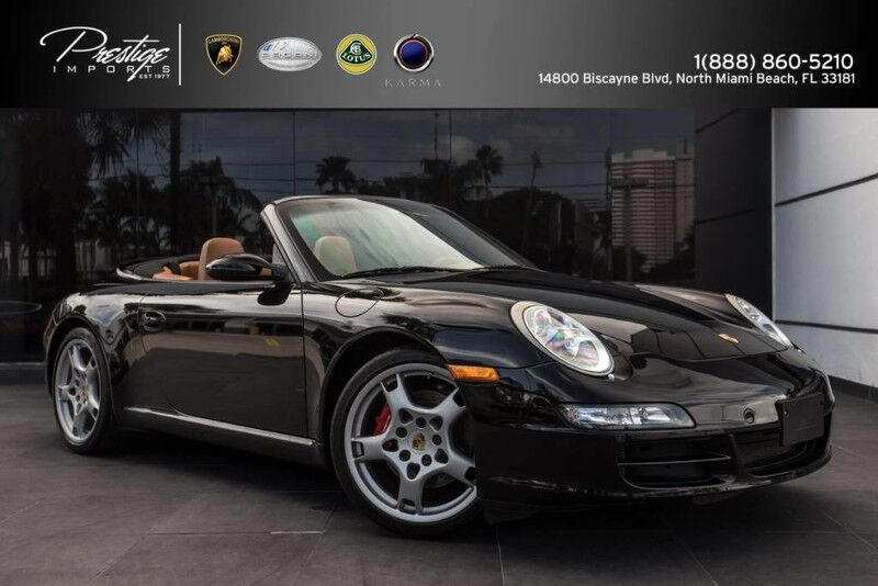 2007 Porsche 911 Carrera S North Miami Beach FL