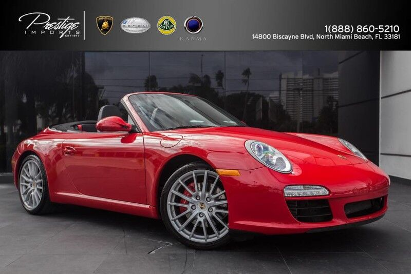 2011 Porsche 911 S North Miami Beach FL