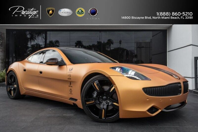 2012 Fisker Karma EcoStandard North Miami Beach FL