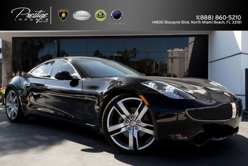 2012 Fisker Karma EcoSport North Miami Beach FL