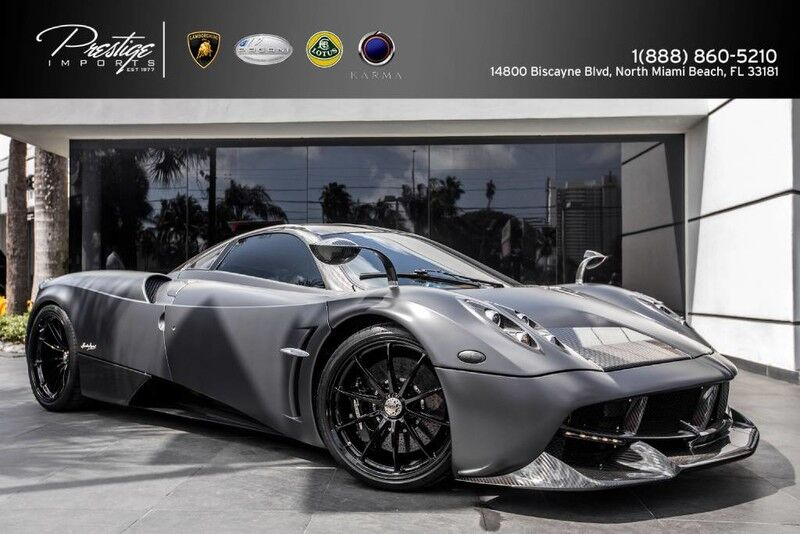 2014 Pagani Huayra  North Miami Beach FL