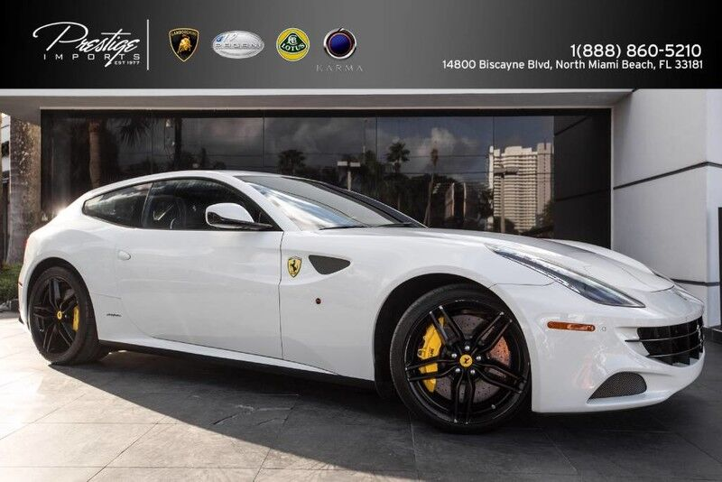 2013 Ferrari FF  North Miami Beach FL