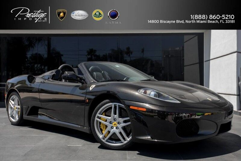 2008 Ferrari 430  North Miami Beach FL