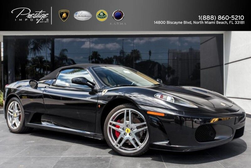 2007 Ferrari 430  North Miami Beach FL
