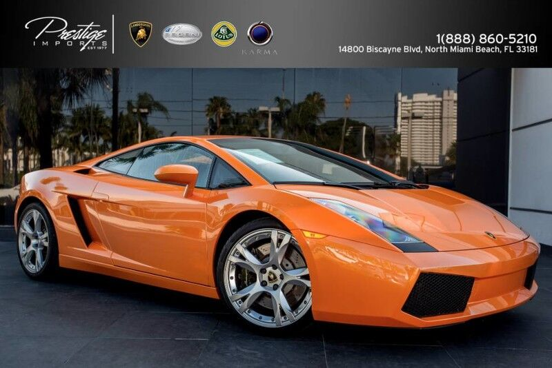 2008 Lamborghini Gallardo  North Miami Beach FL