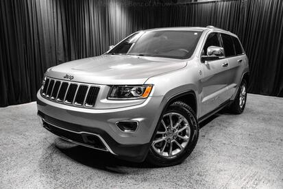 2014 Jeep Grand Cherokee Limited Peoria AZ