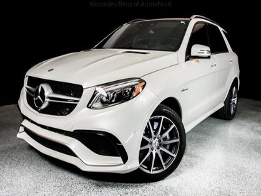 2017_Mercedes-Benz_GLE_63 AMG® SUV_ Peoria AZ