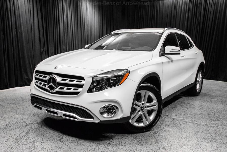 2018 mercedes benz gla 250 4matic peoria az 19689292 for Mercedes benz peoria