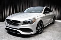Mercedes-Benz CLA 250 2017