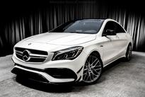 Mercedes-Benz CLA AMG CLA 45 4MATIC® Coupe 2017