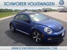 2013 Volkswagen Beetle Coupe 2.0T Turbo w/Sun/Sound Lincoln NE