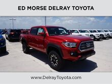 2017 Toyota Tacoma 2WD TRD Off Road Double Cab Pickup Delray Beach FL