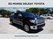 2017 Toyota Tundra 2WD Limited CrewMax Pickup Delray Beach FL