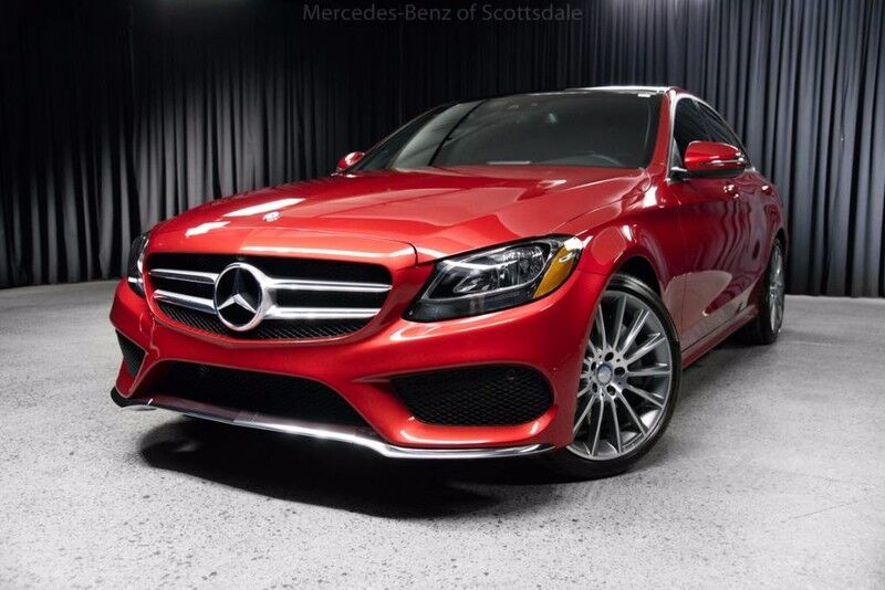 2017 mercedes benz c class c 300 scottsdale az 16108756 for Mercedes benz north scottsdale