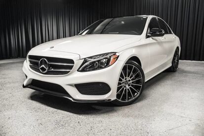 2017 Mercedes-Benz C-Class 300 Sedan Scottsdale AZ
