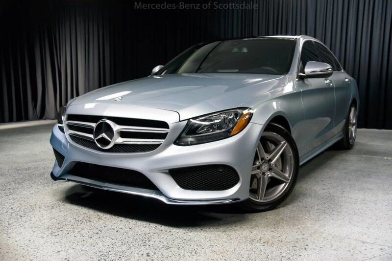 2016 mercedes benz c class c 300 scottsdale az 13744182 for Mercedes benz north scottsdale