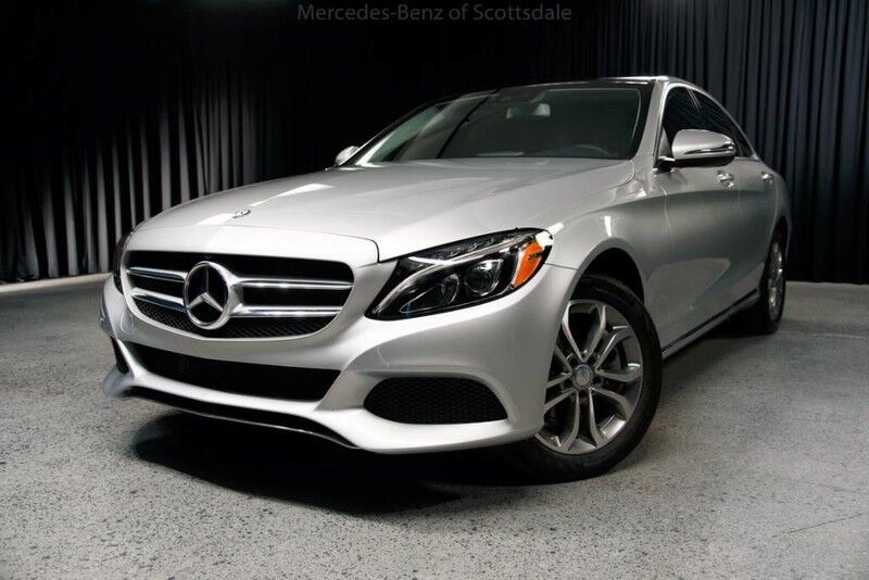 2016 mercedes benz c class c 300 scottsdale az 12067250 for Mercedes benz north scottsdale