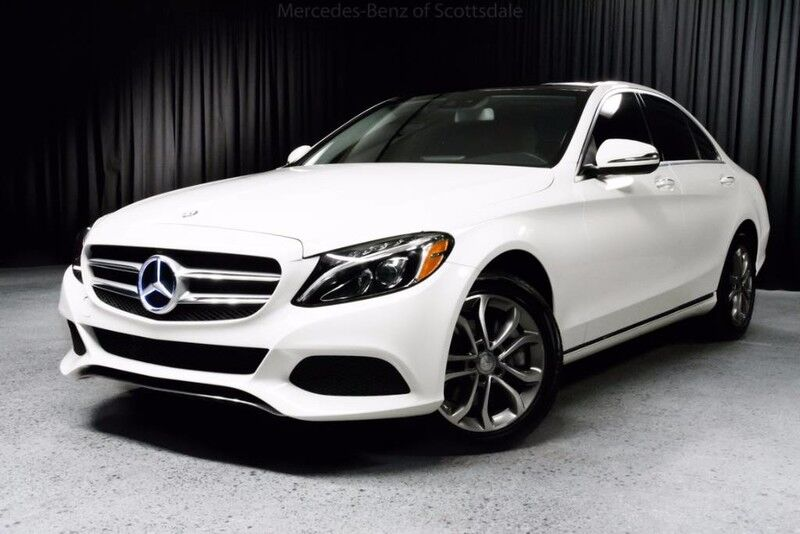 2016 mercedes benz c class c 300 scottsdale az 12113585 for Mercedes benz north scottsdale