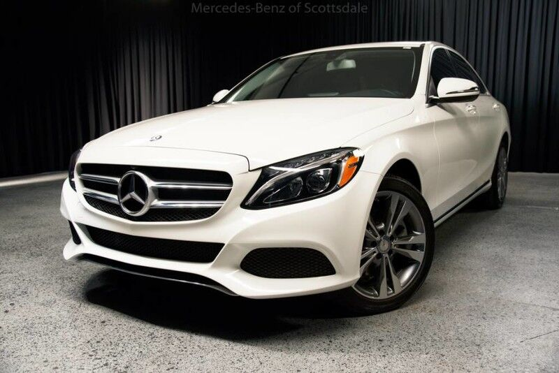 2016 mercedes benz c class c300 luxury scottsdale az 13791428 for Mercedes benz north scottsdale