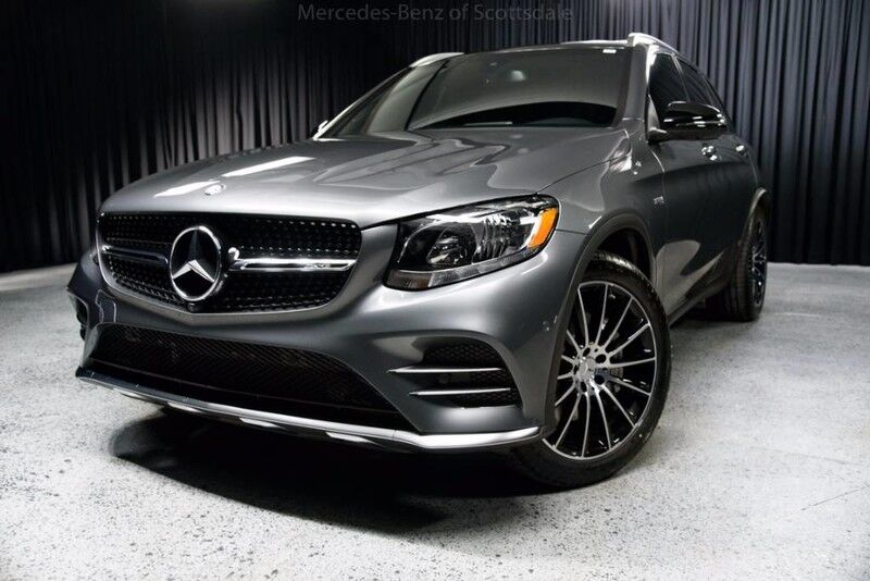 2017 mercedes benz glc class amg glc43 scottsdale az 16643846 for Mercedes benz north scottsdale