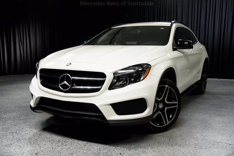 2017 mercedes benz gla gla250 scottsdale az 16512828 for Mercedes benz north scottsdale
