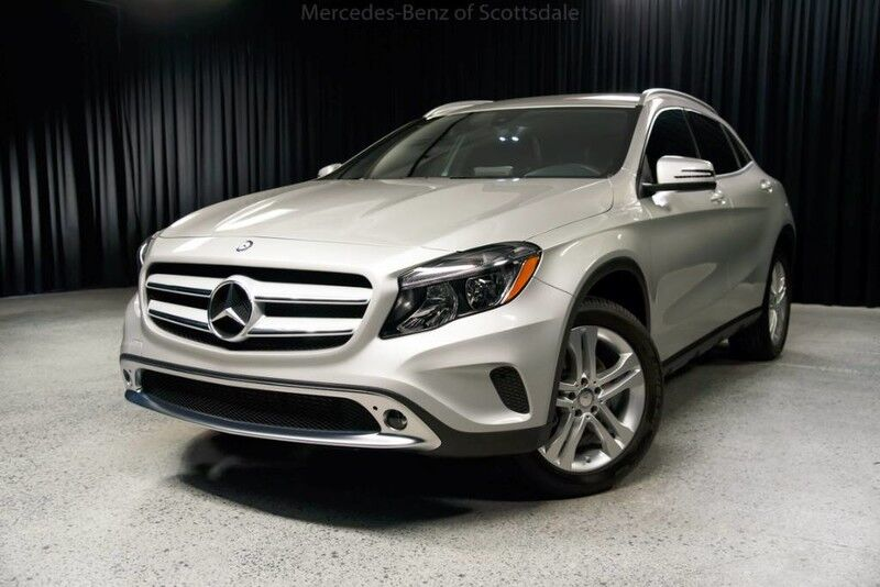 2017 mercedes benz gla 250 scottsdale az 14430726 for Mercedes benz north scottsdale