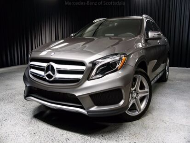 2016 Mercedes-Benz GLA 250 Scottsdale AZ
