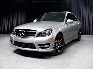 2014 Mercedes-Benz C-Class C250 Sport Scottsdale AZ