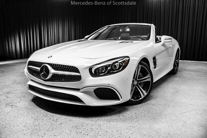 2017 Mercedes-Benz SL-Class SL 450 Roadster Scottsdale AZ