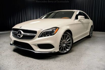 2017 Mercedes-Benz CLS 550 Scottsdale AZ