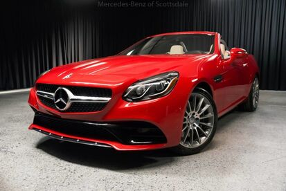 2017 Mercedes-Benz SLC SLC300 Scottsdale AZ